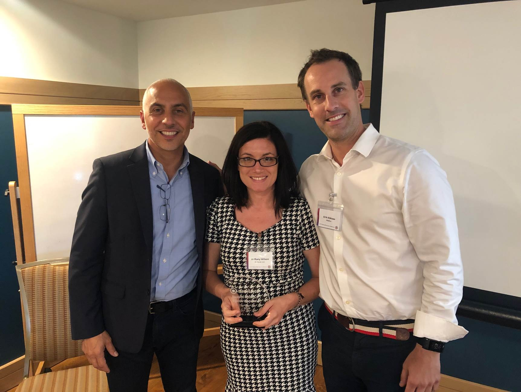 Acrisure mediusflow customer award 2019