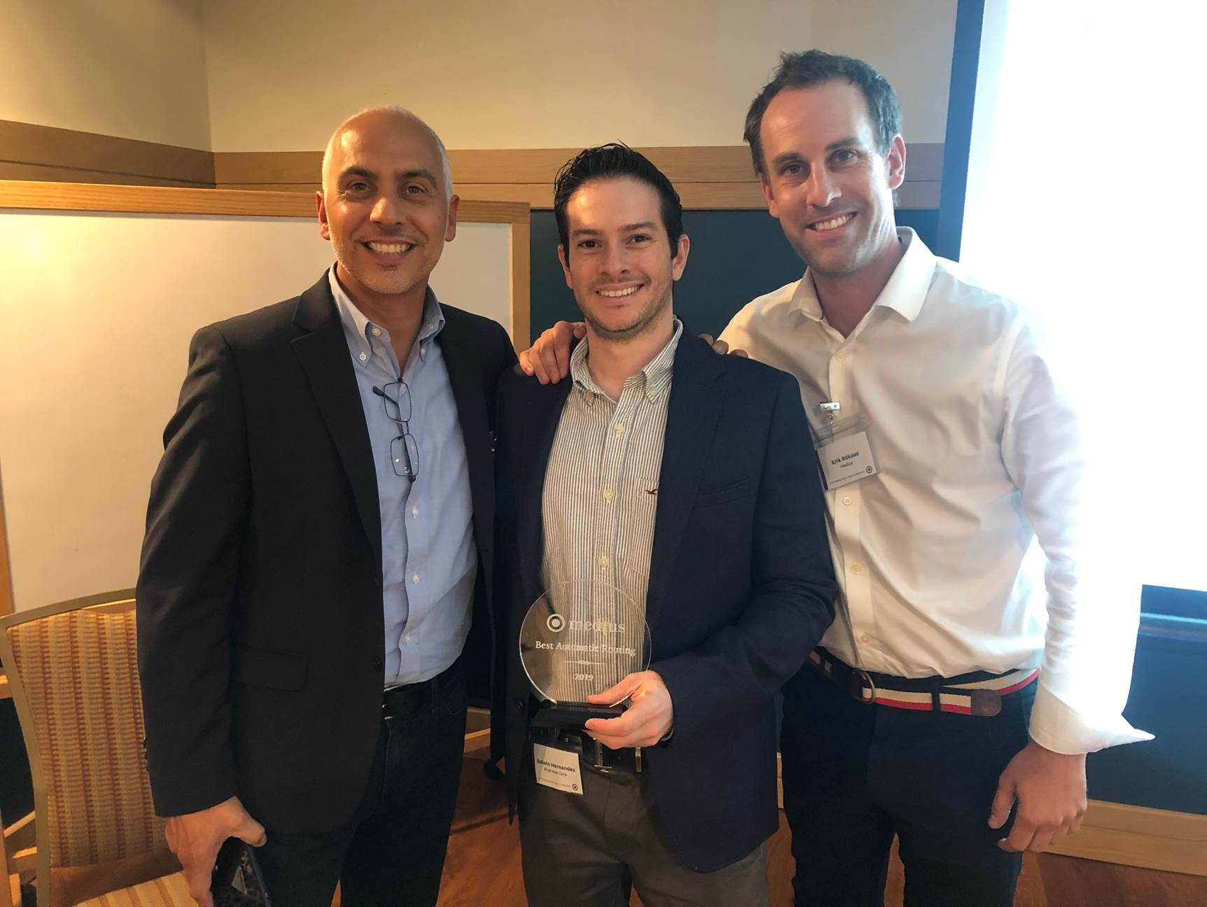brightstar mediusflow excellence award 2019
