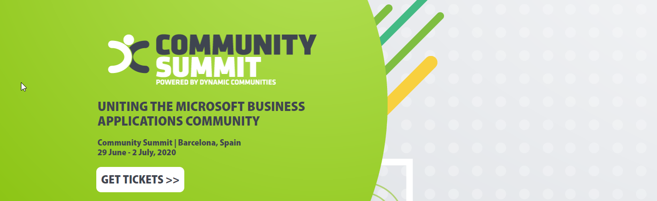 Community summit barcelona