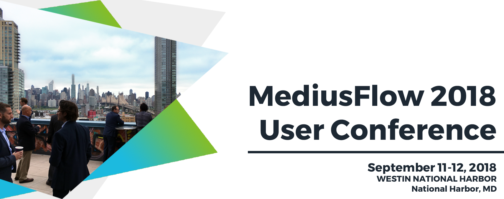 MediusFlow User Conference 2018
