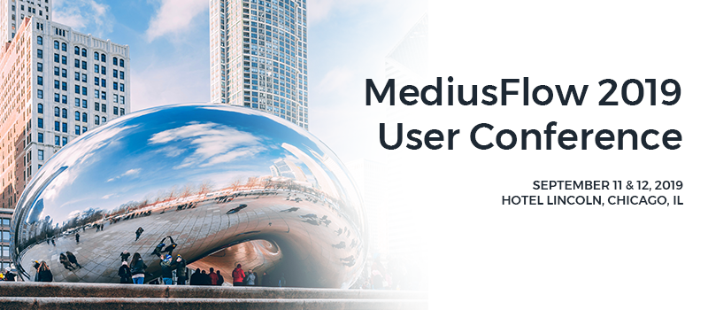 MediusFlow User Conference 2019