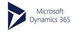 Logo of MS dynamics 365