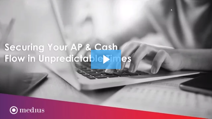 Webinar recording preview: Secure Your AP and Cash Flow